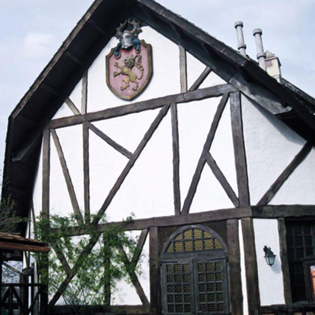 Gardaland villaggio inglese
