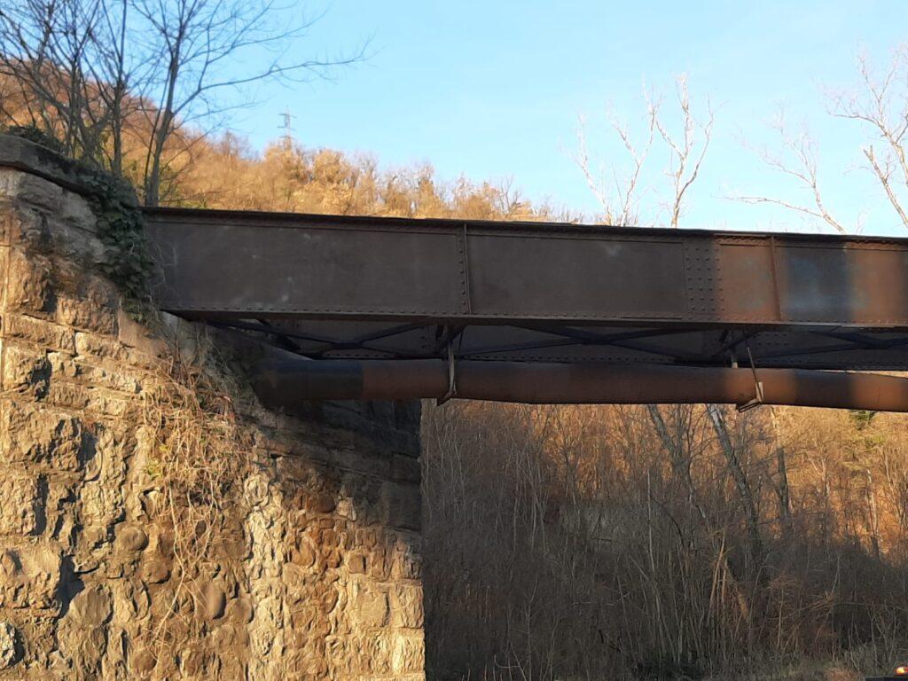 Verniciatura ponte Bolzano