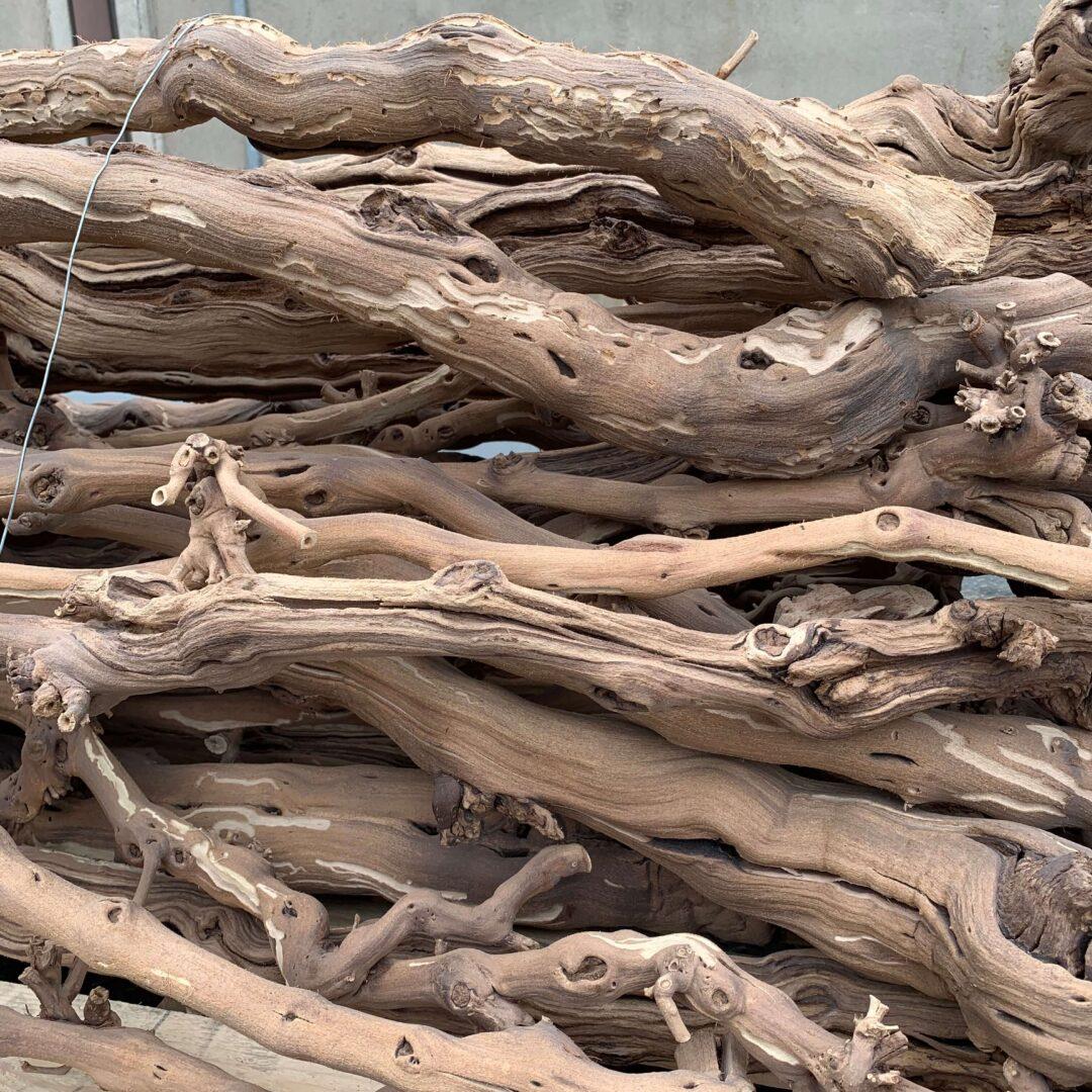 Sabbiatura legno per sottotetto