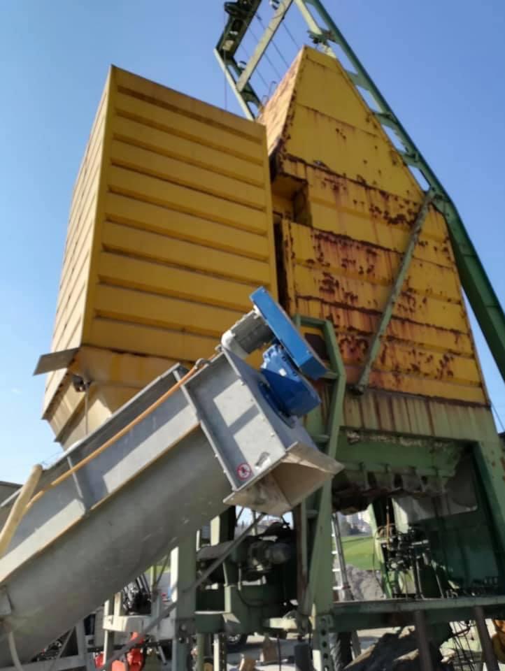 Sabbiatura e verniciatura impianto Lugano